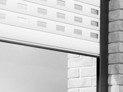 Система «Чувствительный край» для для роллетных гаражных ворот «АЛЮТЕХ»